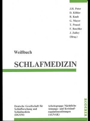 Weißbuch Schlafmedizin